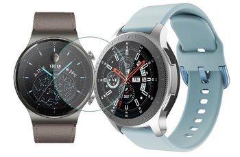 opaska pasek bransoleta GEARBAND Huawei Watch GT 2 PRO 46mm błękitna +szkło hartowane na ekran