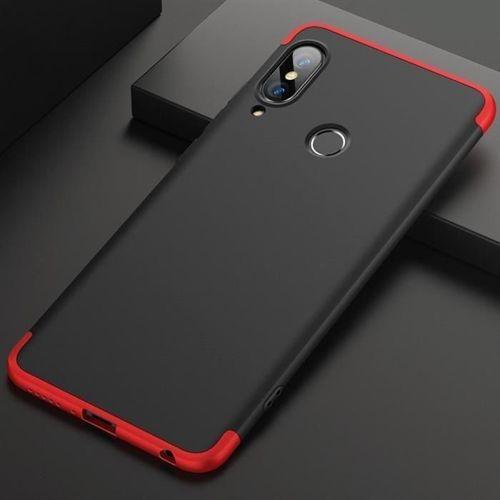 360 Protection etui na całą obudowę przód + tył Huawei P20 Lite czarny