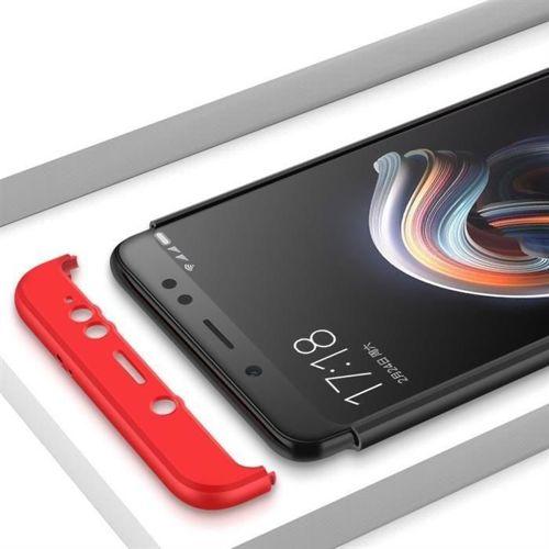 360 Protection etui na całą obudowę przód + tył Xiaomi Redmi Note 5 (dual camera) / Redmi Note 5 Pro niebieski