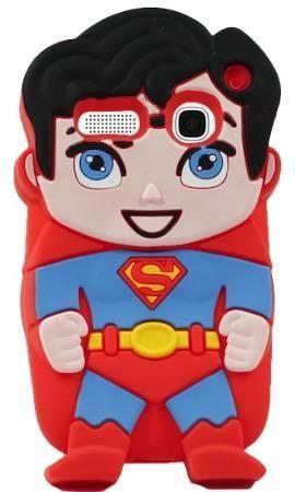 3D SUPERMAN wzór 1 ALCATEL POP C3