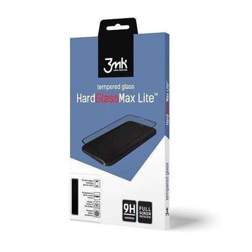 3MK HG Max Lite Motorola One Zoom czarny/black