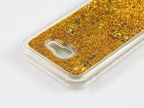 BROKAT TPU HTC Desire 626 pudrowy