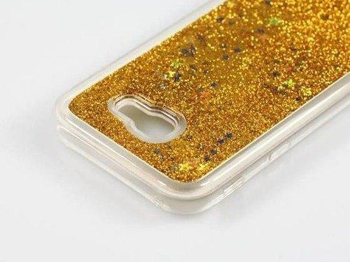BROKAT TPU Sony Xperia XA1 ULTRA złoty