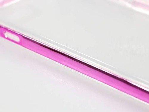 BUMPER HYBRID iPhone 6 złoty