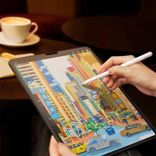 Baseus matowa folia jak papier Paper-like do rysowania na tablecie iPad Pro 12.9'' 2018 (SGAPIPD-DZK02)