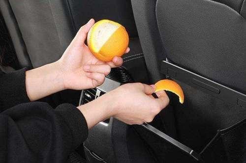 Baseus pojemny samochodowy kosz na śmieci na tył przedniego siedzenia czarny (CRLJD-A01)