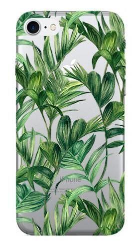 Boho Case Apple Iphone 7 / 8 liście tropikalne