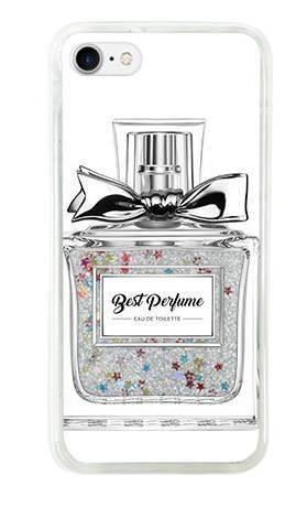 Brokat Case Apple iPhone 7 / iPhone 8 Best perfume