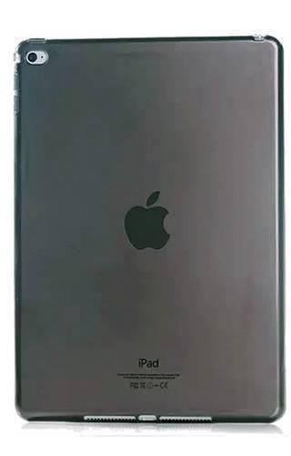 CLEAR iPad AIR czarny