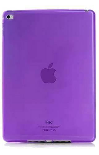 CLEAR iPad MINI 4 fioletowy