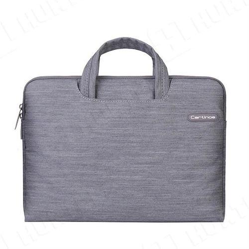 Cartinoe torba na laptopa Jean Series 13,3 cala szara
