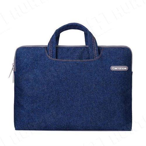 Cartinoe torba na laptopa Jean Series 15,4 cala niebieska