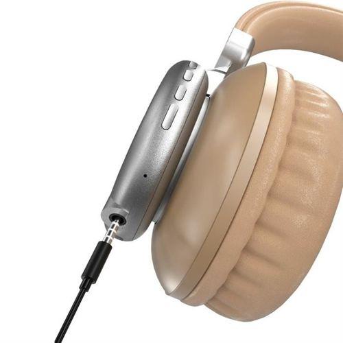 Dudao bezprzewodowe słuchawki Bluetooth z gniazdem kart micro SD czarny (X22 black)