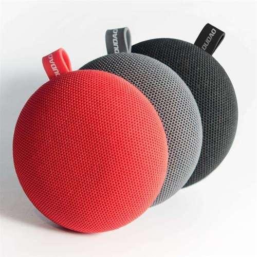 Dudao przenośny bezprzewodowy głośnik Bluetooth JL5.0+EDR czarny (Y6 black)