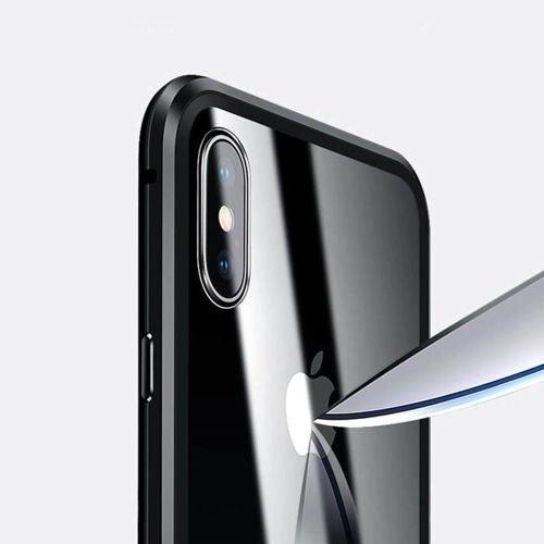 Etui 360 FULL GLASS MAGNETIC Samsung Galaxy A10 czarny