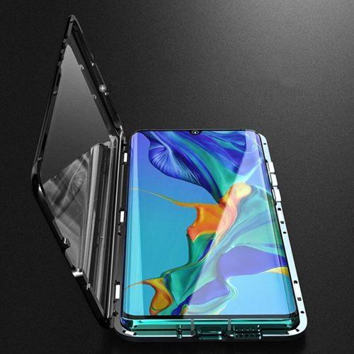Etui 360 FULL GLASS MAGNETIC iPhone XS MAX czarny
