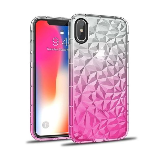 Etui Diamond Ombre IPHONE 11 PRO różowe