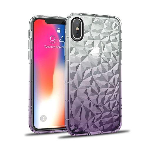 Etui Diamond Ombre IPHONE 6 fioletowe