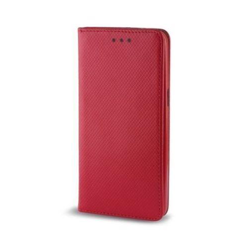 Etui Flip Magnet Samsung Galaxy J3 2017 czerwone