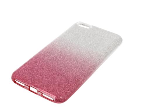 Etui Glitter Xiaomi Redmi 5A srebrno- różowe