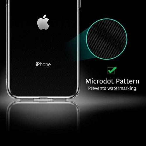 Etui IPHONE 11 PRO Back Żel transparentne