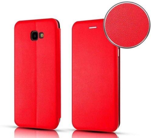 Etui IPHONE 11 PRO MAX z klapką magnetyczną Flip Elegance czerwone