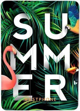 "Etui SMARTCASE summer tropical na Samsung GALAXY TAB E 9.6"""