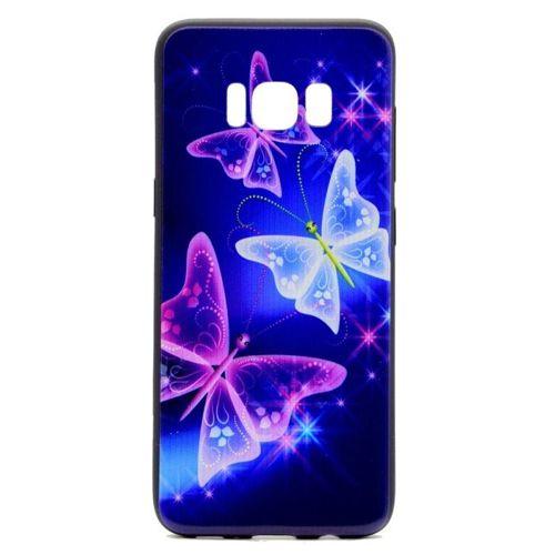 Etui Slim Art Samsung Galaxy S8 ładne motyle