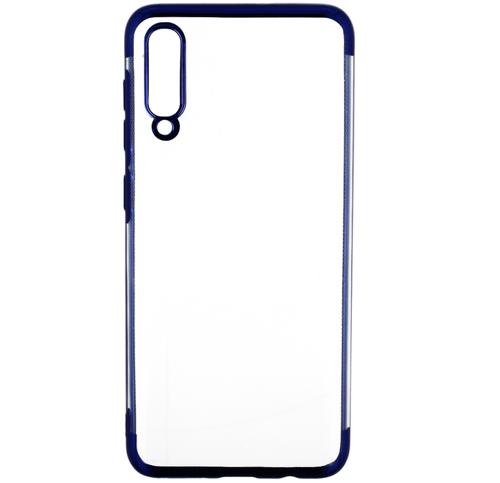 Etui Slim Case Elegance SAMSUNG GALAXY A50 niebieskie