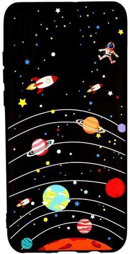 Etui Slim case Art HUAWEI P20 LITE planeta