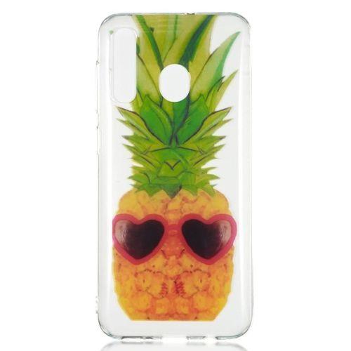 Etui Slim case Art SAMSUNG GALAXY A50 ananas
