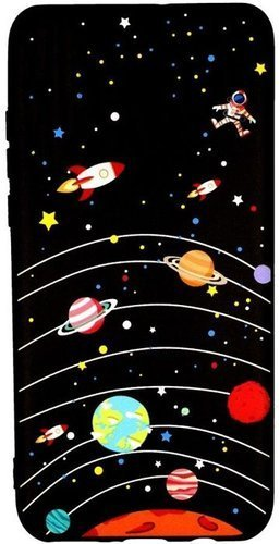 Etui Slim case Art SAMSUNG GALAXY S10 planeta