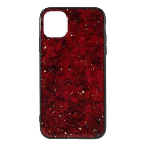 Etui Slim case Art Wzory IPHONE 11 czerwone