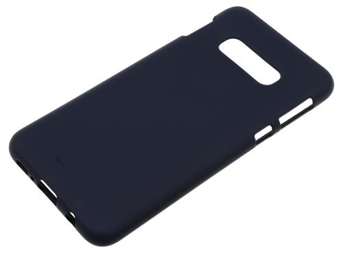 Etui Soft Jelly Samsung Galaxy S10e granatowe