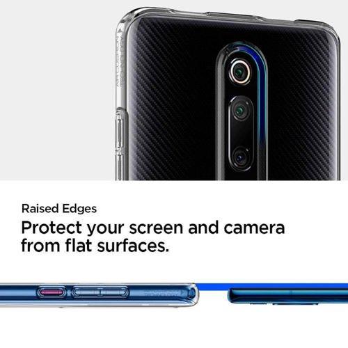 Etui Spigen LIQUID Crystal Xiaomi Mi9t / Mi9t PRO przezroczysty
