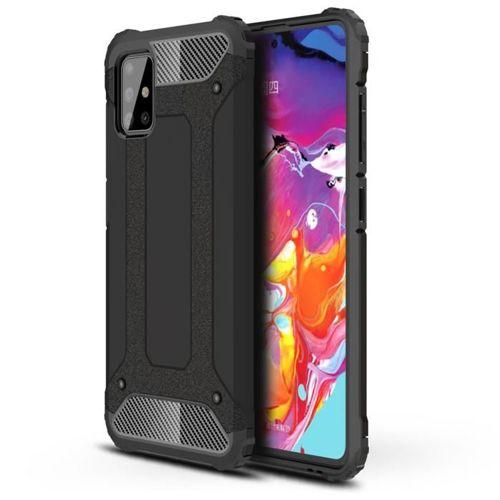 Etui TECH-PROTECT XARMOR Samsung Galaxy A51 BLACK