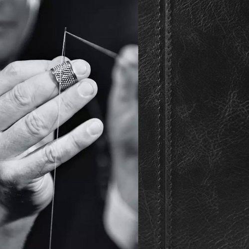 Etui XIAOMI MI NOTE 10 skórzane Slim case czarne