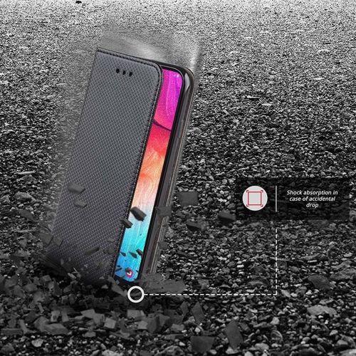 Etui XIAOMI REDMI 8 portfel z klapką Flip Magnet czarne