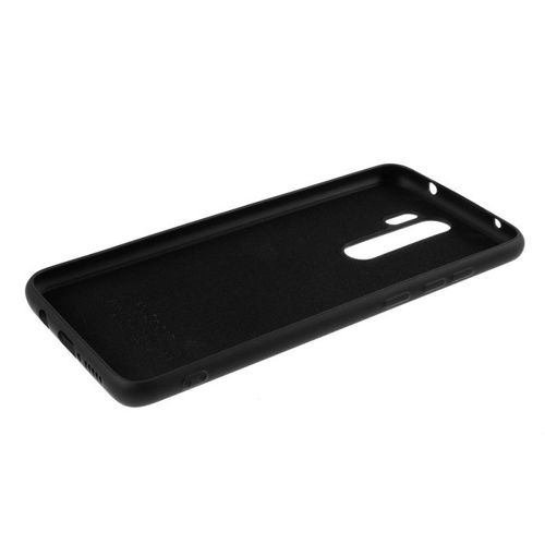 Etui XIAOMI REDMI NOTE 8 Silikonowe Silicone Case czarne