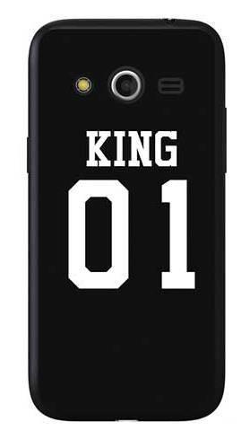 Etui dla par king 01 na Samsung Galaxy Core LTE