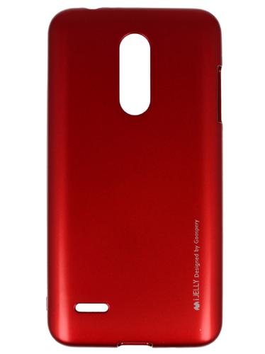 Etui iJelly New LG K10/K11 2018 czerwone