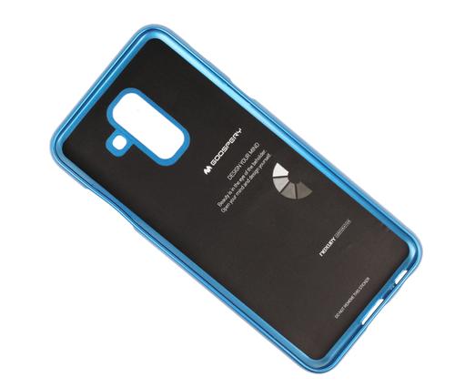 Etui iJelly new mercury SAMSUNG A6+ 2018 niebieskie