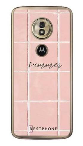 Etui kratka summer na Motorola Moto G6 Play