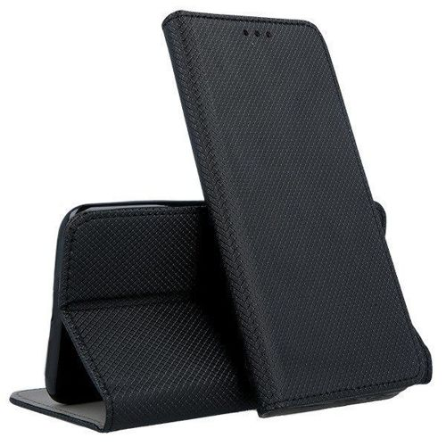 Etui portfel Flip Magnet MOTOROLA MOTO ONE czarne