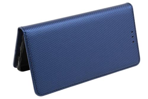 Etui portfel z klapką Flip Magnet NOKIA 2.2 granatowe