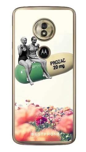 Etui prozac na Motorola Moto G6 Play