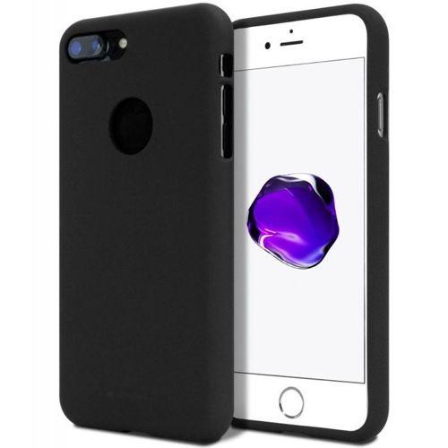 Etui soft jelly Iphone 8+ czarne