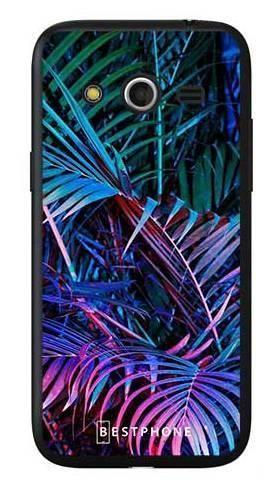 Etui tropikalne fluo na Samsung Galaxy Core LTE