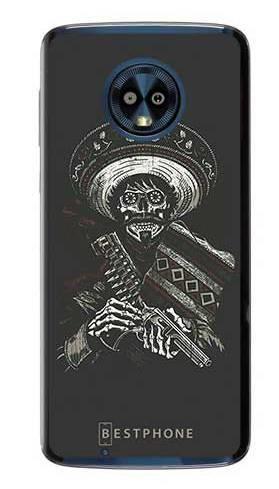 Etui trupi meksykanin na Motorola Moto G6