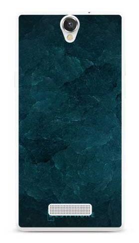 Etui turkusowy kamień na MyPhone Cube